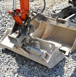 Skopa för schaktning till Grävmaskin